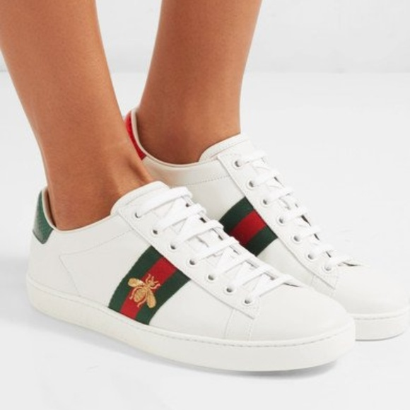 cb1d13850 Gucci Shoes | Ace Embroidered Sneaker | Poshmark